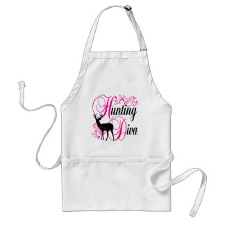Hunting Diva Adult Apron