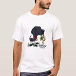 Hunting Dog - Black Labrador Retriever T-Shirt