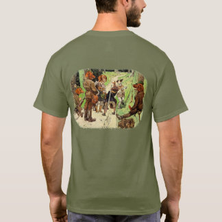Hunting dogs, huntingdogs T-Shirt