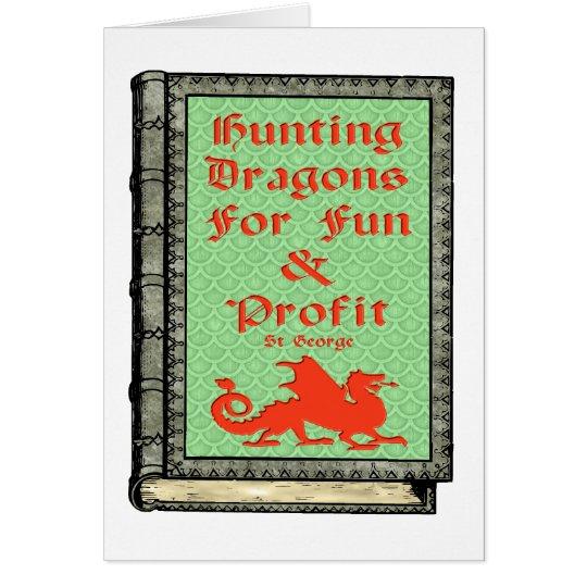 Hunting Dragons Card