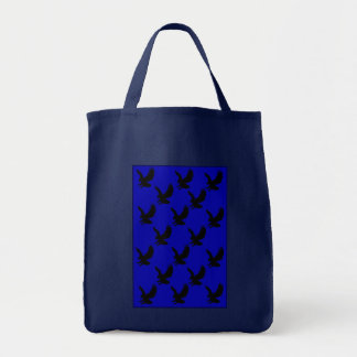 Hunting Eagle in the Sky Tote Bag