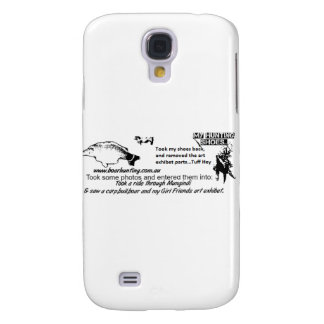 hunting exhibet.png samsung galaxy s4 covers