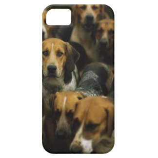 Hunting foxhounds Galway Blazers Ireland iPhone 5 Covers