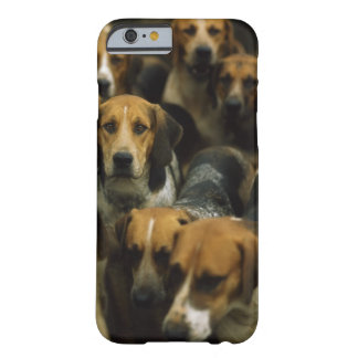 Hunting foxhounds Galway Blazers Ireland iPhone 6 Case