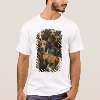 Hunting foxhounds, Galway Blazers, Ireland T-Shirt