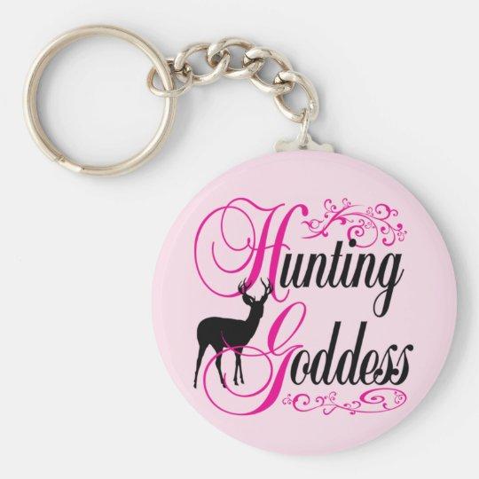 Hunting Goddess Keychain