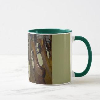 hunting guns mug