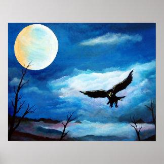 Hunting Hawk # 2 Poster