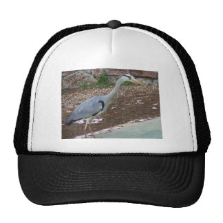 Hunting Heron Trucker Hat