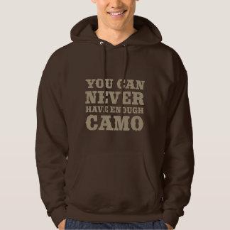Hunting Humor Camouflage Hoodie