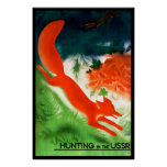 Hunting in the USSR Print