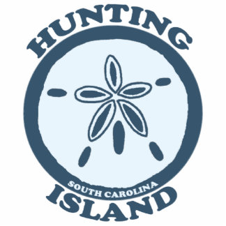 Hunting Island. Cutout