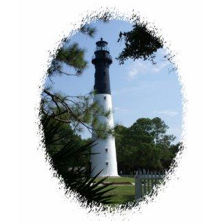 Hunting Island Lighthouse shirt