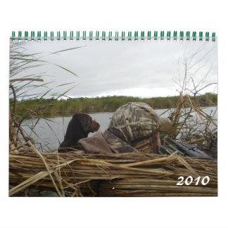 Hunting Labs Calendar