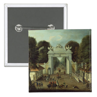 Hunting Lodge in Potsdam, c.1735 Button