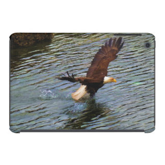 Hunting Mature Bald Eagle Wildlife Art iPad Mini Case