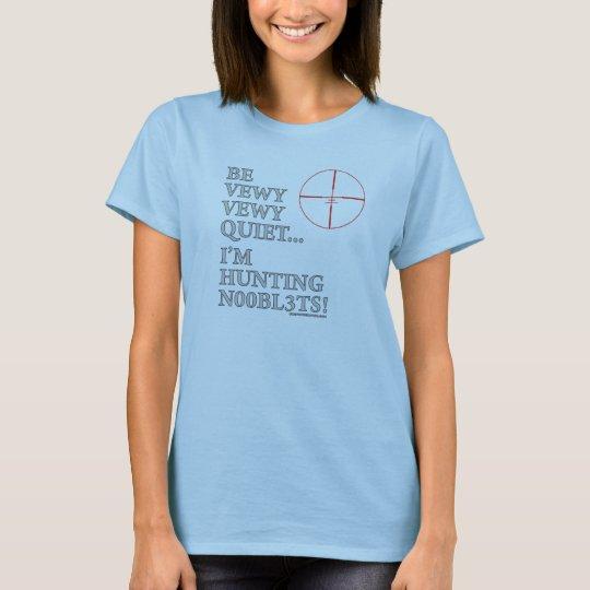 Hunting n00bl3ts T-Shirt