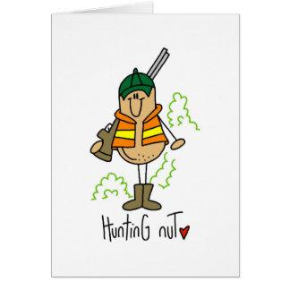 Hunting Nut Card