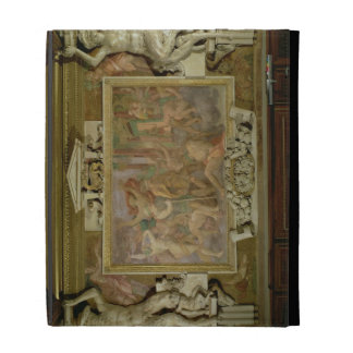 Hunting out Ignorance detail of decorative scheme iPad Folio Covers