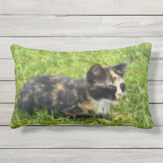 Hunting Outdoor Pillow