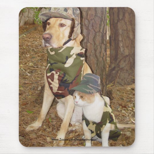 Hunting Partners Mouse Pad