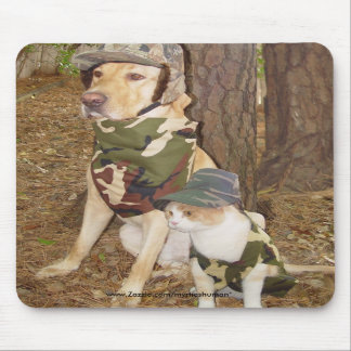 Hunting Partners Mouse Mats
