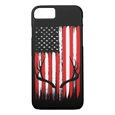 Hunting Phone Case Deer Buck Hunt Gift