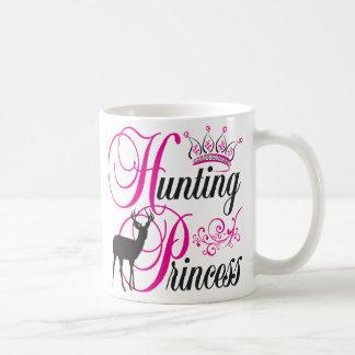 Hunting Princess Coffee Mug