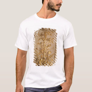 Hunting scene, wood panelling  from dining T-Shirt