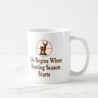 Hunting Season Coffee Mug