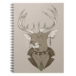 Hunting Season Spiral Note Book
