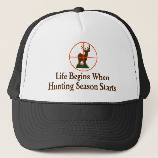 Hunting Season Trucker Hat