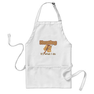 Hunting T-shirts and Gifts. Apron