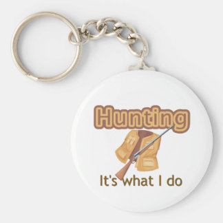 Hunting T-shirts and Gifts. Keychain