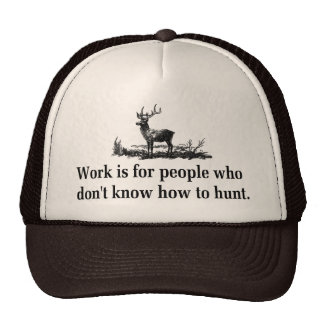 Hunting T-shirts and Gifts. Trucker Hat