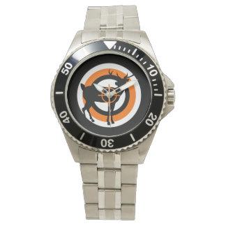Hunting Time Wristwatch