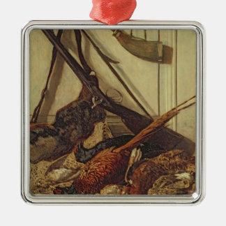 Hunting Trophies, 1862 Christmas Tree Ornaments
