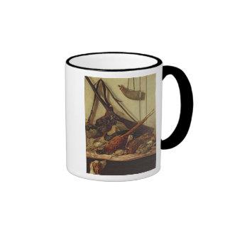 Hunting Trophies, 1862 Ringer Mug