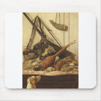 Hunting Trophy (1862) Mouse Pad