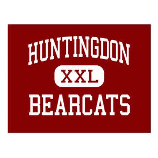 Huntingdon - Bearcats - Area - Huntingdon Postcard