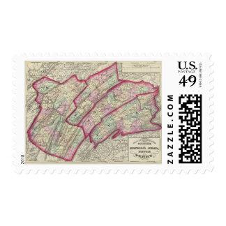 Huntingdon, Juniata, Mifflin, condados de Perry Sello