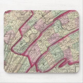 Huntingdon, Juniata, Mifflin, Perry counties Mouse Pad