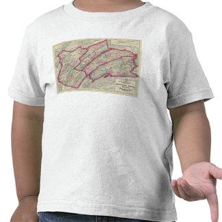 Huntingdon, Juniata, Mifflin, Perry counties T Shirt
