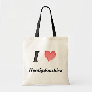 huntingdonshire tote bags