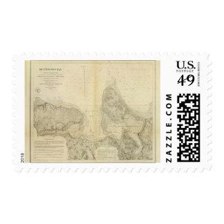 Huntington Bay Postage Stamp
