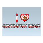 Huntington Beach, CA Tarjetas Postales