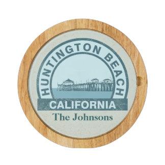 Huntington Beach, California Cheese Platter