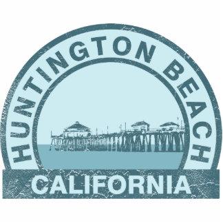 Huntington Beach, California Cutout
