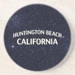 Huntington Beach California Drink Coaster