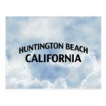 Huntington Beach California Post Card